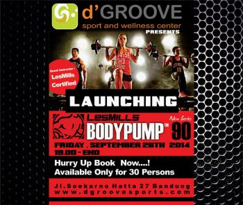 Body Pump New Release 90