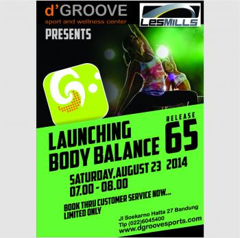 Body Balance New Release 65